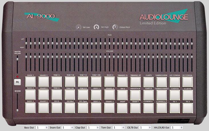 Audiolounge AL 9000