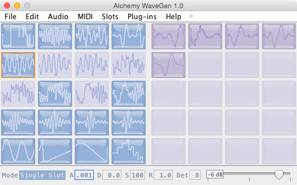 Alchemy WaveGen