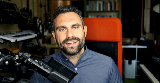 Alessandro Mastroianni on COncept 2