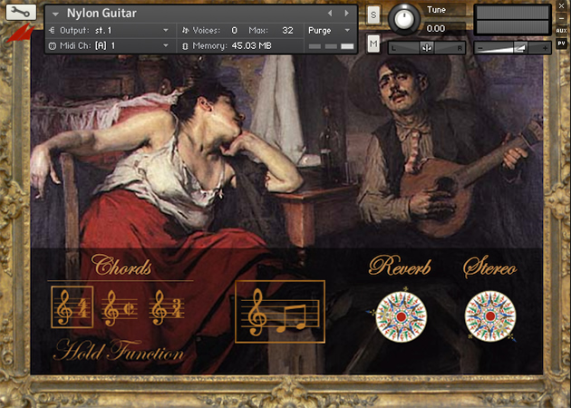 Alfama - Fado Virtual Instrument