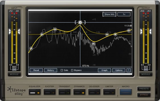 KVR: Alloy by iZotope, Inc  - Mixing and Mastering VST