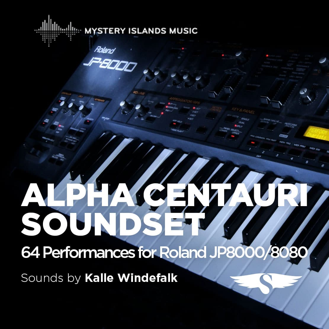 Roland JP-80x0 Alpha Centauri Soundset