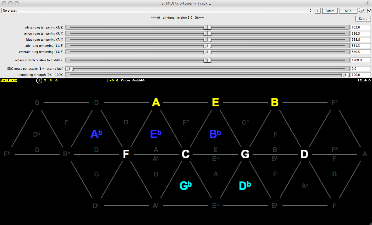 KVR: TallKite Software releases alt-tuner 1 0 - Microtonal MIDI