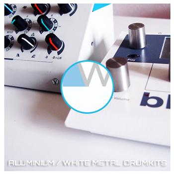 ALUMINIUM / WHITE METAL