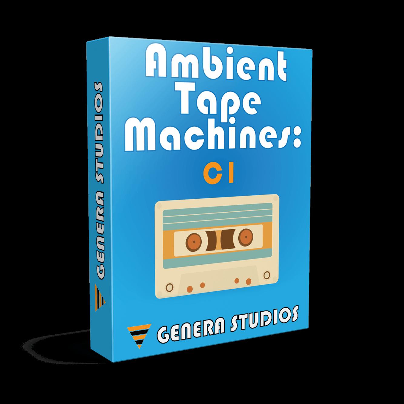 Ambient Tape Machines: C1