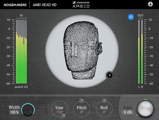 Ambi Head HD