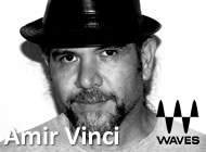 Testing the softsynth waters - Interview with Amir Vinci from Waves