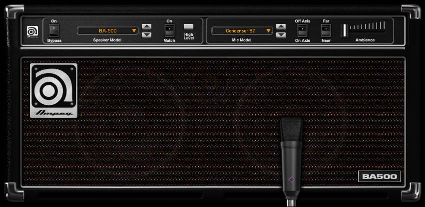 IK Multimedia AmpliTube Ampeg SVX2 Power DUO eDelivery JRR ...