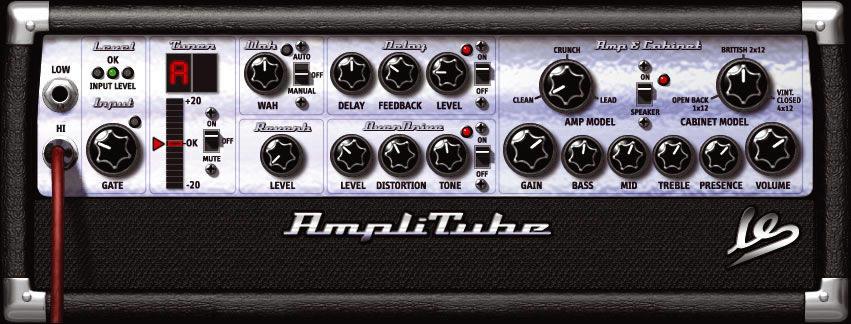 AmpliTube Live + LE