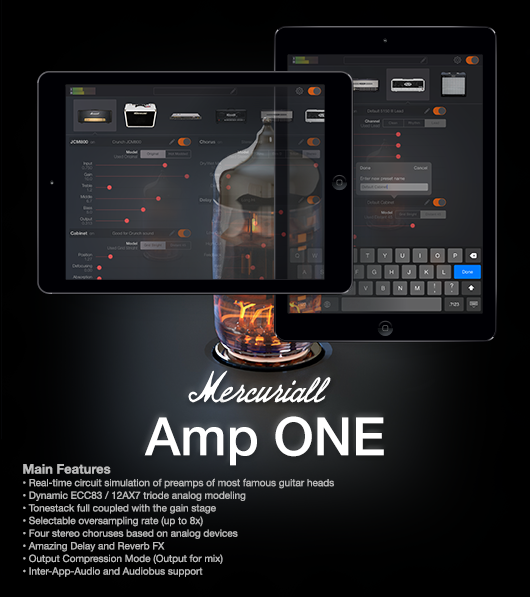kvr amp one by mercuriall audio software high gain guitar amp simulation standalone application. Black Bedroom Furniture Sets. Home Design Ideas