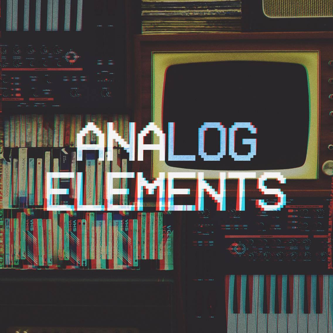 Analog Elements for MainStage 3 / Logic Pro X