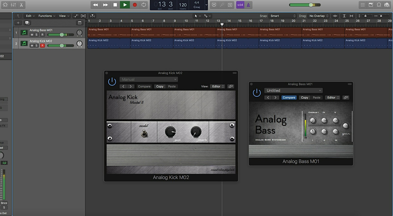 Analog Kick & Bass Bundle