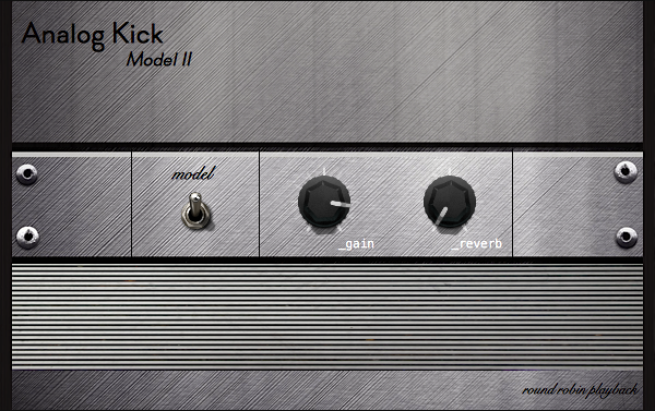 Analog Kick M02