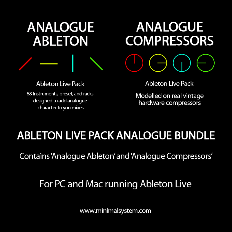 ableton live how to add packs