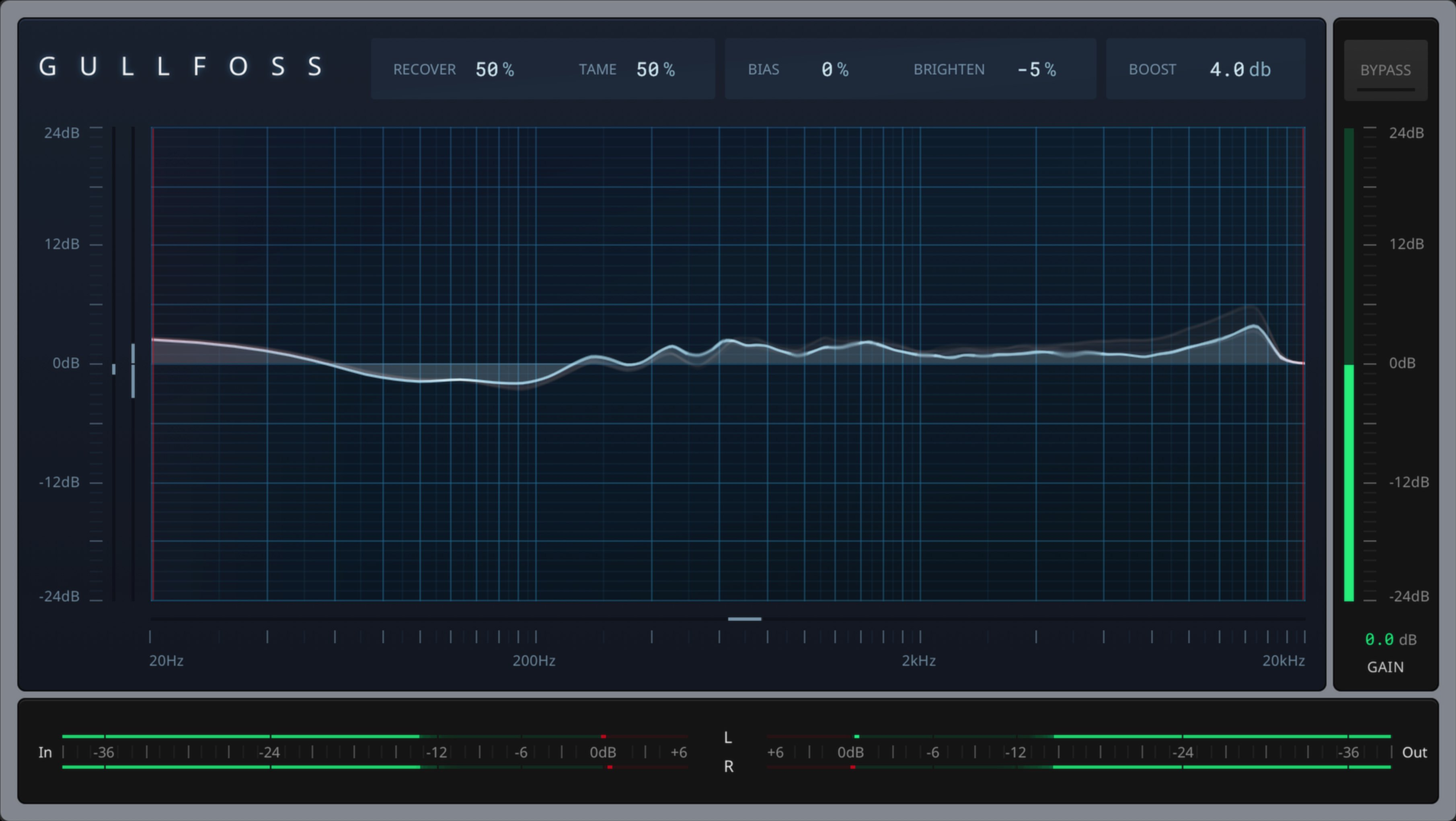 KVR: Soundtheory releases Gullfoss Intelligent Equalizer