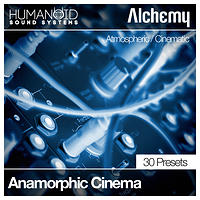 Anamorphic Cinema for Alchemy