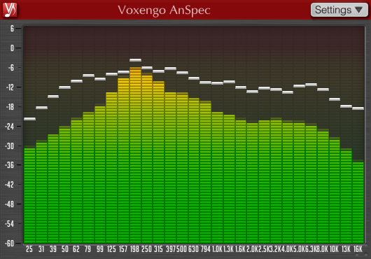 ... VST Plugin, Audio Units Plugin and AAX Plugin for Windows and Mac OS X: www.kvraudio.com/product/anspec-by-voxengo