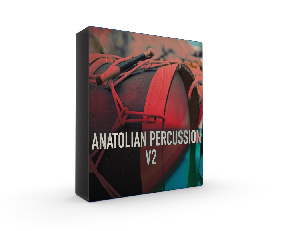Anatolian Percussion V2.0