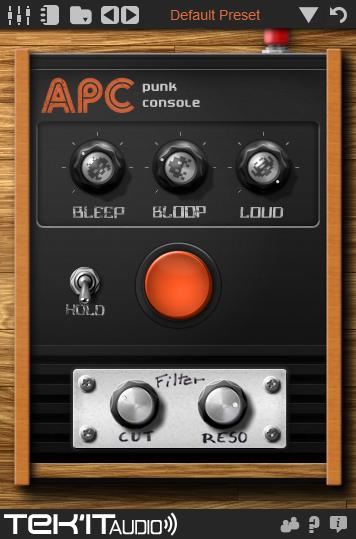 APC punk console