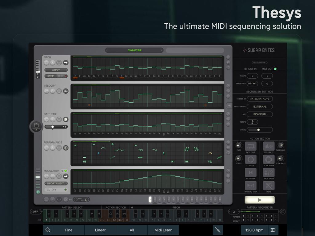 Thesys iPad Edition