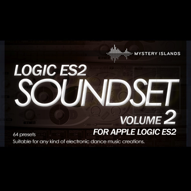 Apple Emagic Logic ES2 volume 2 - soundbank by 123creative