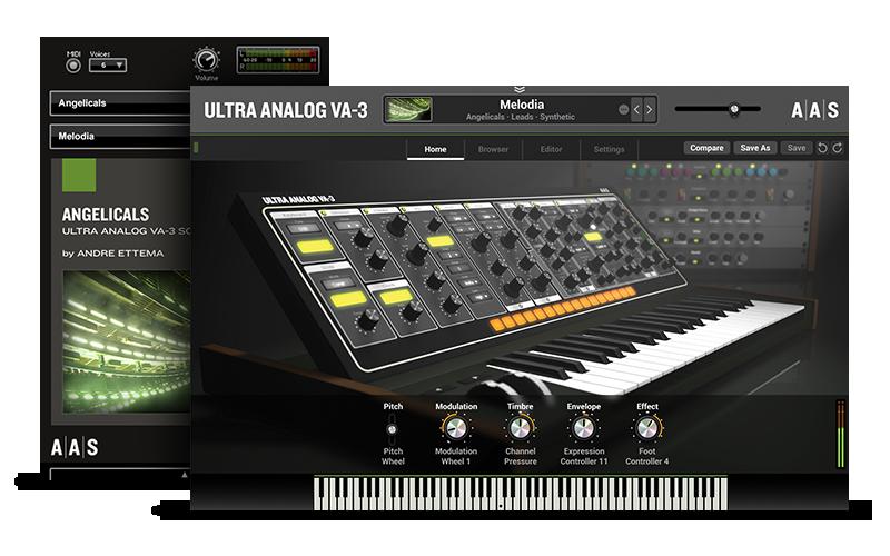 Angelicals - Ultra Analog VA-3