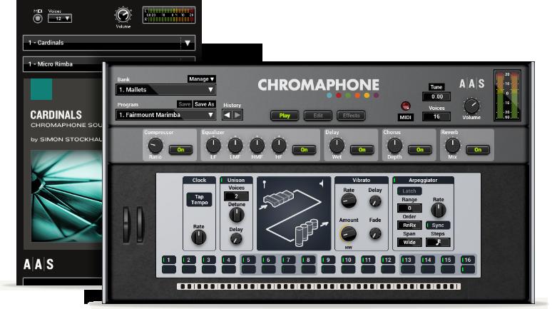 Cardinals - Chromaphone 2