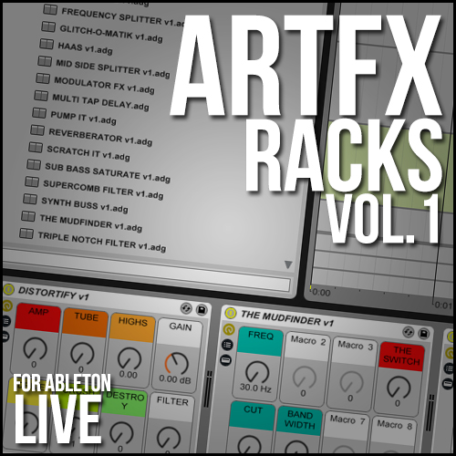 ARTFX Racks Vol.1