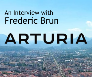 20 Years and counting: An interview with Arturia's Frederic Brun