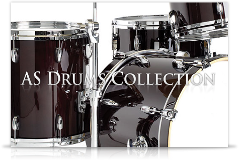 AS Drums Collection