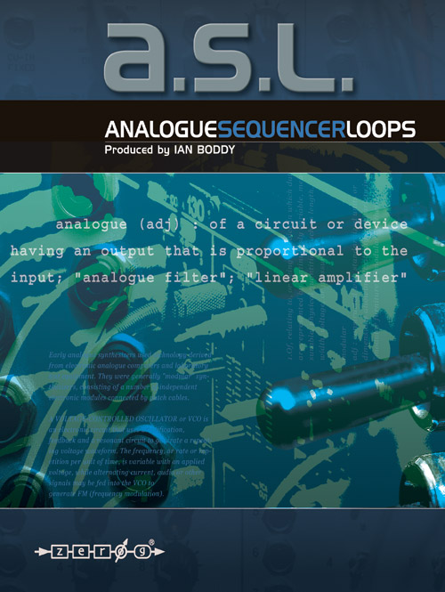 A.S.L. - Analogue Sequencer Loops