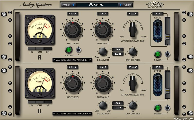 ASP Limiting Amplifier LM-662