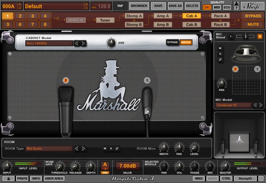 Kvr Amplitube Slash By Ik Multimedia Guitar Amp And Fx