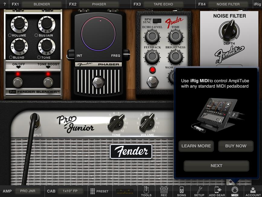 Amplitube 2 live download ik multimedia