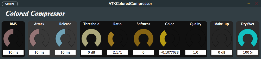 ATKColoredCompressor