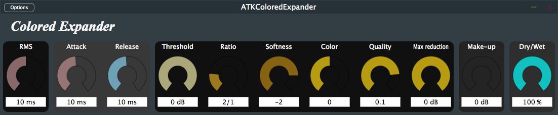 ATKColoredExpander