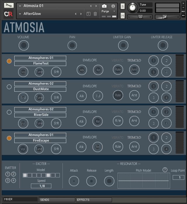 Atmosia