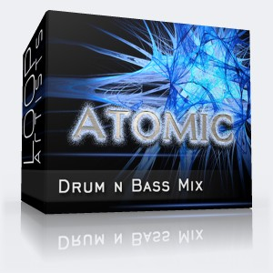 Atomic - Drum and Bass Samples Mix Pack