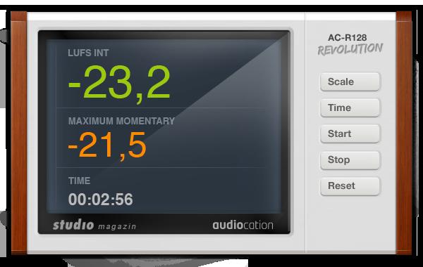 AC-R128 plugin vst gratuit