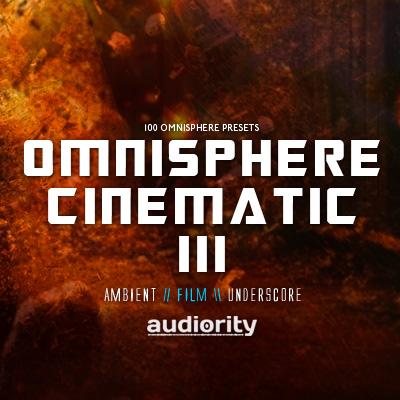 Omnisphere Cinematic III