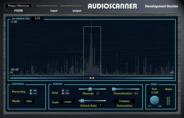 Audio Scanner