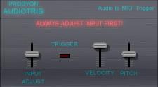 audiotrig