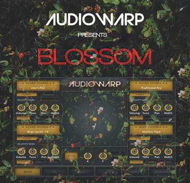 Blossom by Audiowarp