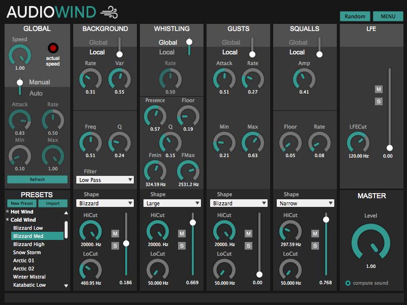 AudioWind Pro