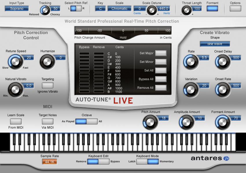 Autotune 6 free download (Windows)