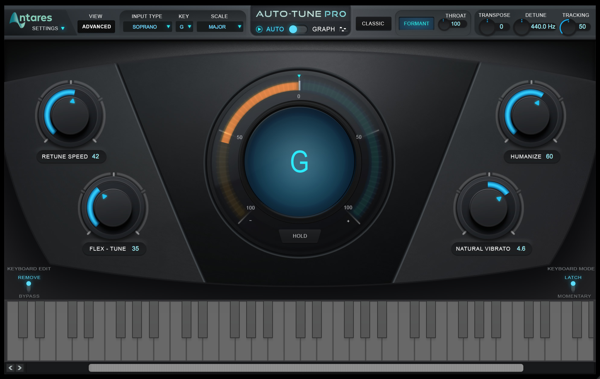 kvr antares audio technologies announces auto tune pro new pitch correction software offers. Black Bedroom Furniture Sets. Home Design Ideas