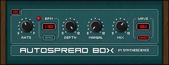 Autospread Box