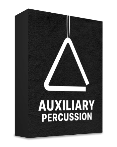Auxiliary Percussion