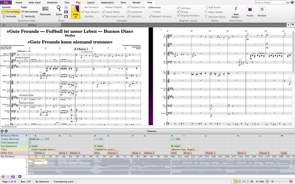 Sibelius 7.5 Software for Sale