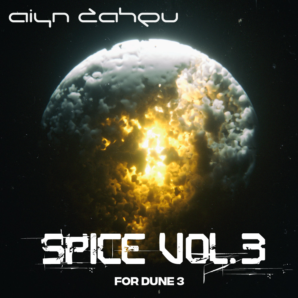 Spice Vol.3 for DUNE 3